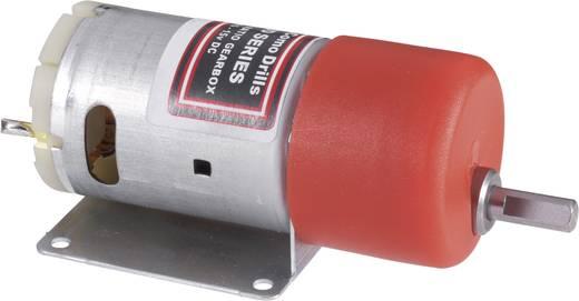 MFA áttételes modell motor, 148:1, 4,5-15 V, 919D1481