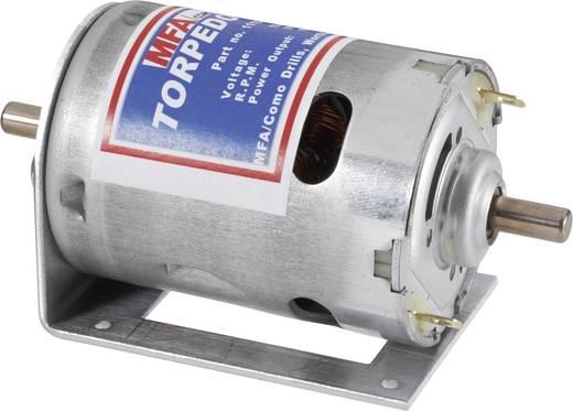 Modelcraft Torpedo elektromotor 850 12 V/DC Üresjárati fordulat: 9778 rpm