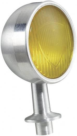 Alu fényszóró 6V 24,5 mm, Reely