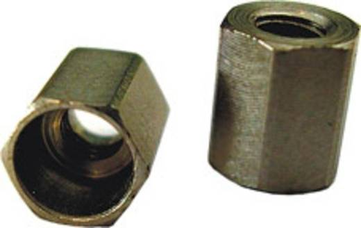 Villás rögzítő anya, acél, M2, 10 db