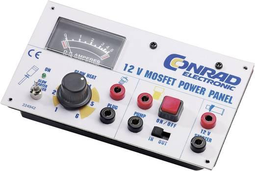 Tápegység-panel MOSFET 12 V