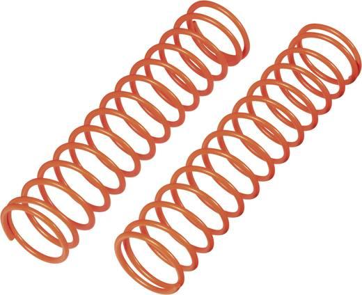 REELY 1:8 tuningrugók, 80,5 mm, 1 pár, lágy, piros, MV1363R14