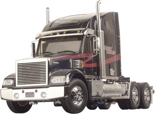 01:14 Tamiya Truck Knight Hauler