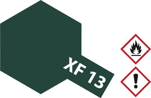 TAMIYA XF-13 Akril lakk matt zöld