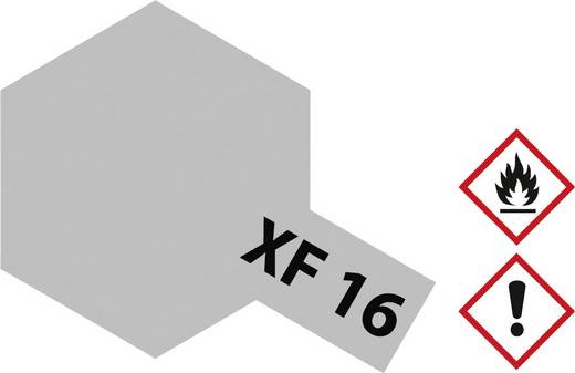 TAMIYA XF-16 Akril lakk matt alu
