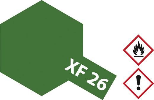 TAMIYA XF-26 Akril lakk matt sötétzöld