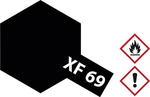 TAMIYA XF-69 Akril lakk matt fekete