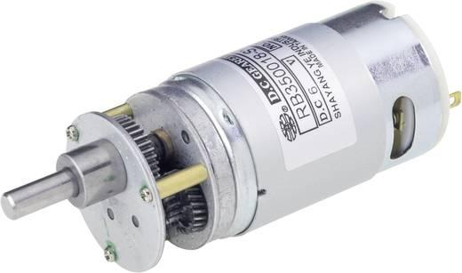 Modelcraft nagyteljesítményű áttételes modell motor, 18:1, 6 V, RB350018-SY2425