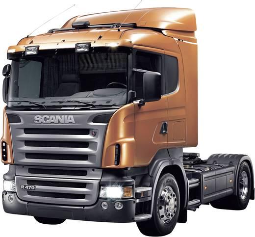1:14 Tamiya nyerges vontató: Scania R470