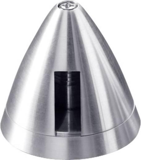 Alumínium Átmérő: 32 mm Furat átmérő: 2.3 mm