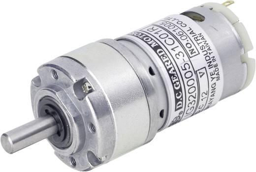 Modelcraft nagyteljesítményű áttételes modell motor, 5:1, 12 V, 7127C