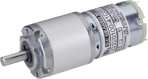 Modelcraft áttételes modell motor, 100:1, 12 V, IG320100-41C01