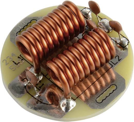 Conrad motor zavarszűrő, 40 V, 20 A, építőkészlet