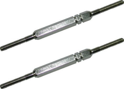 Reely feszítőcsavar M3x75 mm, VA1302