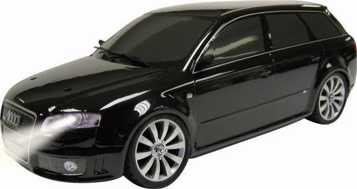 1:10 karosszéria, Audi RS4 Reely 435 mm, 260 mm, fekete, 1:10, 200 mm