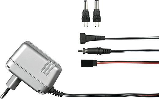 Akkutöltő NiCd, NiMH GP modell akkukhoz 230V, 200mA, 1,4/7/11,2V, VOLTCRAFT MW3220HC