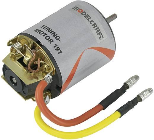 Modelcraft tuning-elektromotor, 7,2V, 22787 U/perc, 19 T