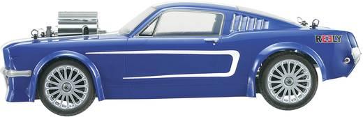 1:10 karosszéria, Mustang Hot Rod Reely 210114P4E Ersatzteil, 265 mm, Kék, 1:10