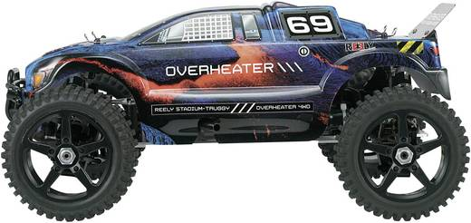 01:08 GP Truggy Overheater 4.1 4WD RtR