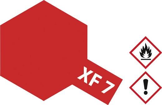 TAMIYA XF-7 Akril lakk matt piros