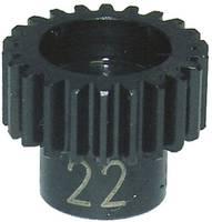 Acél motor fogaskerék, 22 fogas modul, 48DP, Reely EL0221S Reely