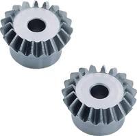 RC acél kúpfogaskerék pár furat Ø 5 mm, fogak száma 16/16 reely 237271 Reely