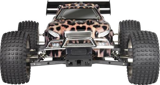 1:8 Stadium Truck autó komplett kerék Overheater