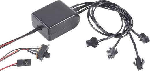 Világítózsinór konverter Modelcraft EL02 4,8 - 9 V