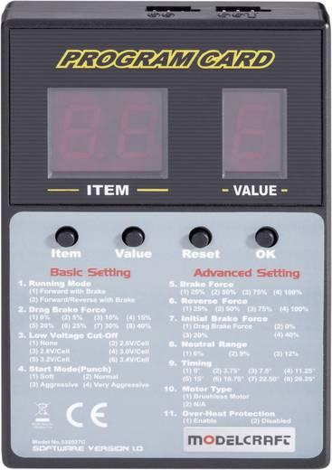 Modelcraft Brushless programozó kártya PK 03 Gyártó alkatrészszám 532027C