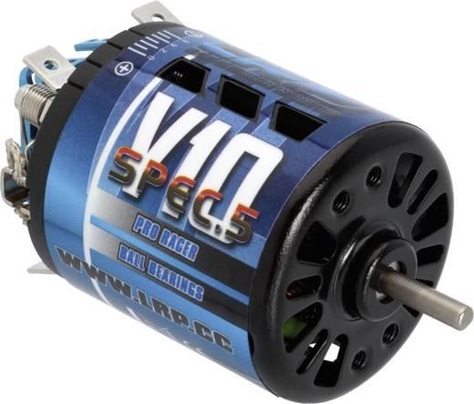 Elektromos motor, 19x2 tekercselés, LRP V10 spec5