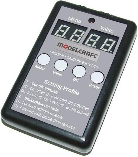 Modelcraft EL667073CO Tuning Chip-Box a szabályzótuning részére