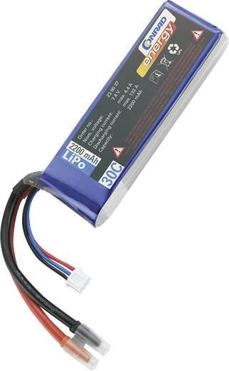 Conrad energy LiPo akku pack, 7,4V 2200mAh 30C, XH