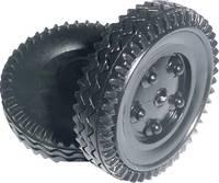 Modelcraft Műanyag üreges abroncsok, 24 x 7 x 1,6 mm (312069) Reely