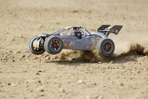 1:6 benzines autómodell, Buggy Carbon Fighter III 2WD RtR