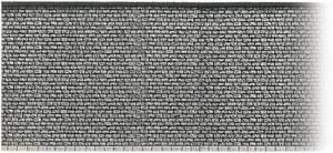 Lakkozatlan kőfal vasút modellekhez NOCH 58044 (58044) NOCH