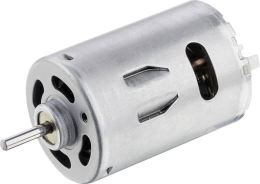 DC elektromotor 3-15 V, 4500 ford/min,Motraxx SR540SH-4562-67