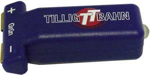Sínpálya feszültség teszter H0, N, TT, Z méretű modellekhez 08419 Tillig TT