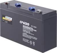 Conrad karbantartás mentes zselés akkumulátor, 6 V 12 Ah (250153) Conrad energy