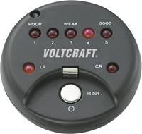 Gombelem teszter alkáli és lithium gombelemekhez Voltcraft VOLTCRAFT