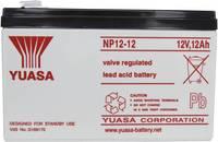 YUASA zselés akkumulátor, 12 V 12 Ah (NP12-12) Yuasa