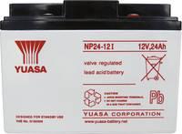 YUASA zselés akkumulátor, 12 V 24 Ah Yuasa