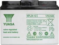 YUASA zselés akkumulátor, 12 V 24 Ah, 10 év (YUANPL24/12) Yuasa