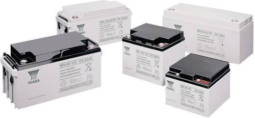 YUASA zselés akkumulátor, 12 V 7 Ah, 10 év