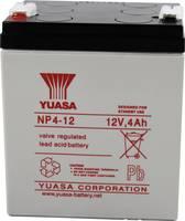 YUASA zselés akkumulátor, 12 V 4 Ah (NP4-12) Yuasa