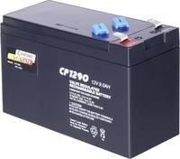 Karbantartásmentes ólomakku Conrad energy 9 Ah, 6,35 mm laposérintkezős dugó, 12 V, 9 Ah, 151 x 65 x 94 mm CE12V/9Ah (250915) Conrad energy