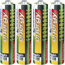 NiMH akkukészlet, 4 db 800 mAh-s NiMH mikroakku + 8 db 2200 mAh-s ceruzaakku, Conrad Energy Endurance (251060) Conrad energy