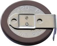VL2320 gombakku lítium, beforrasztható, fekvő, 3 V 30 mAh, Panasonic VL2320-1HFE Panasonic