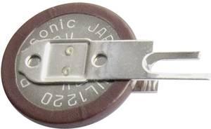 VL1220 gombakku lítium, beforrasztható, álló, 3 V 7 mAh, Panasonic VL1220-1VCE Panasonic