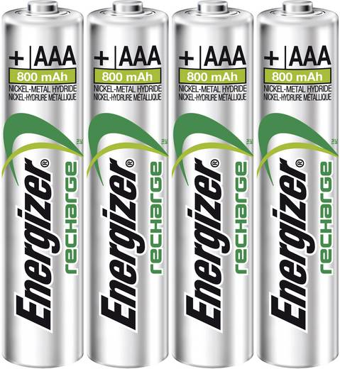 Energizer Extreme NiMh mikro ceruzaakku, 800mAh, 4db