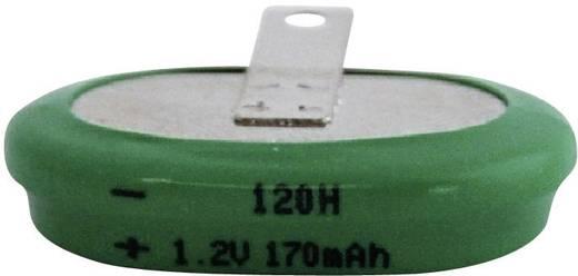 120H gombakku NiMH, Z forrfüles, forrasztható, 1,2 V 170 mAh, Emmerich